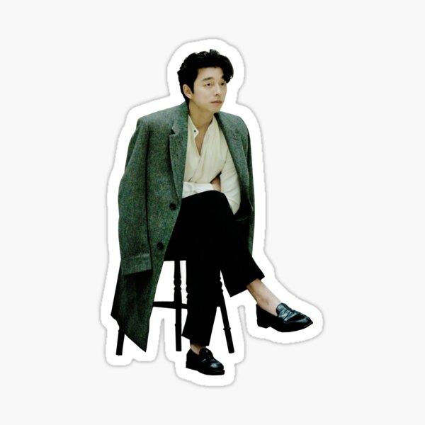 Gong Yoo Sticker