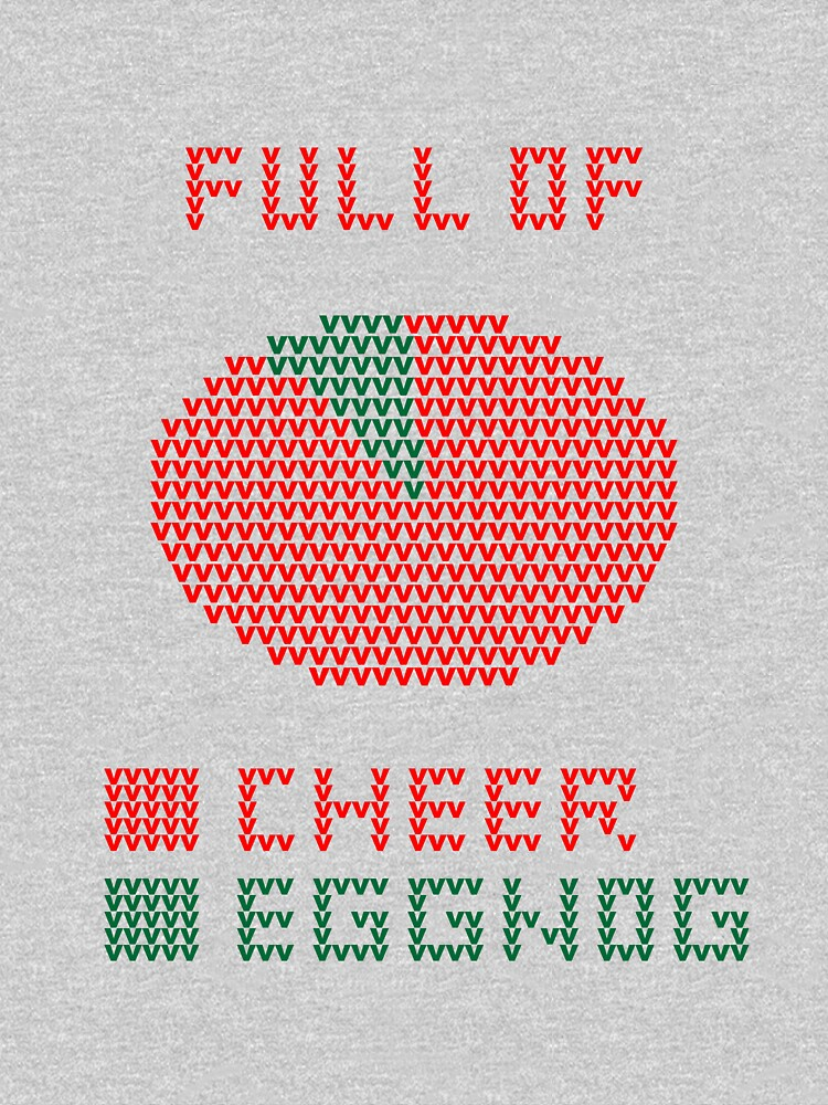 Pie Chart Ugly Sweater Design by Cplysy