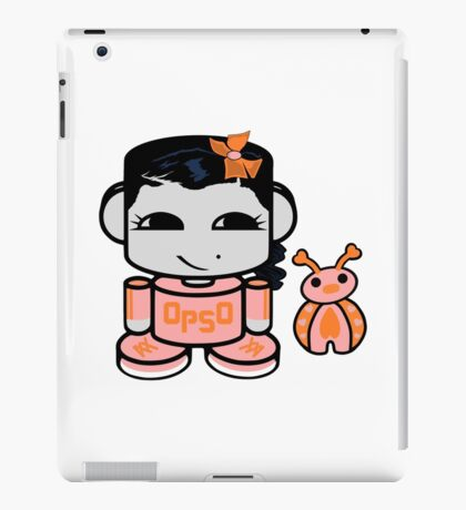 Opso Yo O'BABYBOT (and Epo) iPad Case/Skin