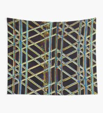 Abstract Architecture Wall Tapestry