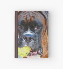 Tennis jedermann ?? ... -Boxer Dogs Series- Notizbuch