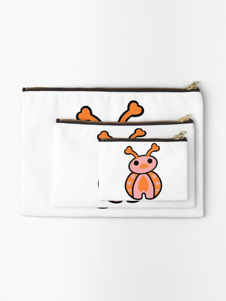 Alternate view of Epo the Ladybug Zipper Pouch