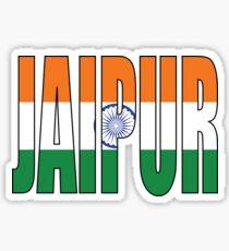 Jaipur Sticker