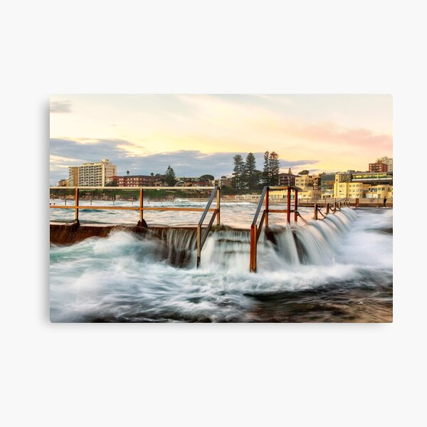 Good Morning Cronulla Canvas Print