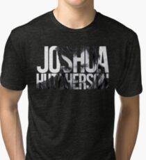Joshua Hutcherson Tri-blend T-Shirt