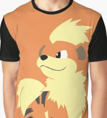 #58 Growlithe Graphic T-Shirt
