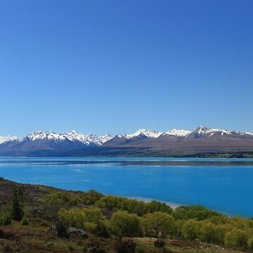 Mount Cook, New Zealand by Nutbolt