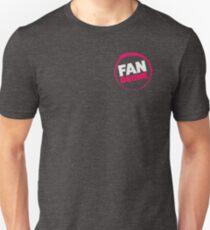 Fan Drunk Podcast Logo T-Shirt