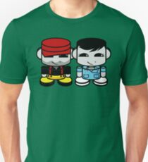 Daddy & Mommy Yo O'BABYBOT Toy Robot 1.0 Unisex T-Shirt