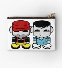Daddy & Mommy Yo O'BABYBOT Toy Robot 1.0 Zipper Pouch