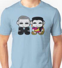 Ian & Ira Rey O'BABYBOT Toy Robot 1.0 Unisex T-Shirt