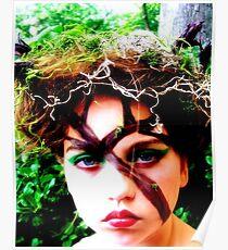 Tree Faery Poster