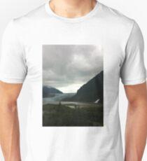 Alaska: Mendenhall Glacier Unisex T-Shirt