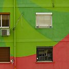 Tirana - Watermelon House by TalBright