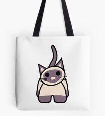 MoMo the Kitty Tote Bag