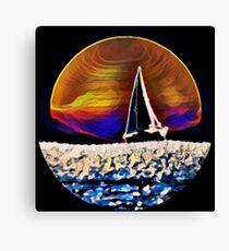 Sailing Club Canvas Print
