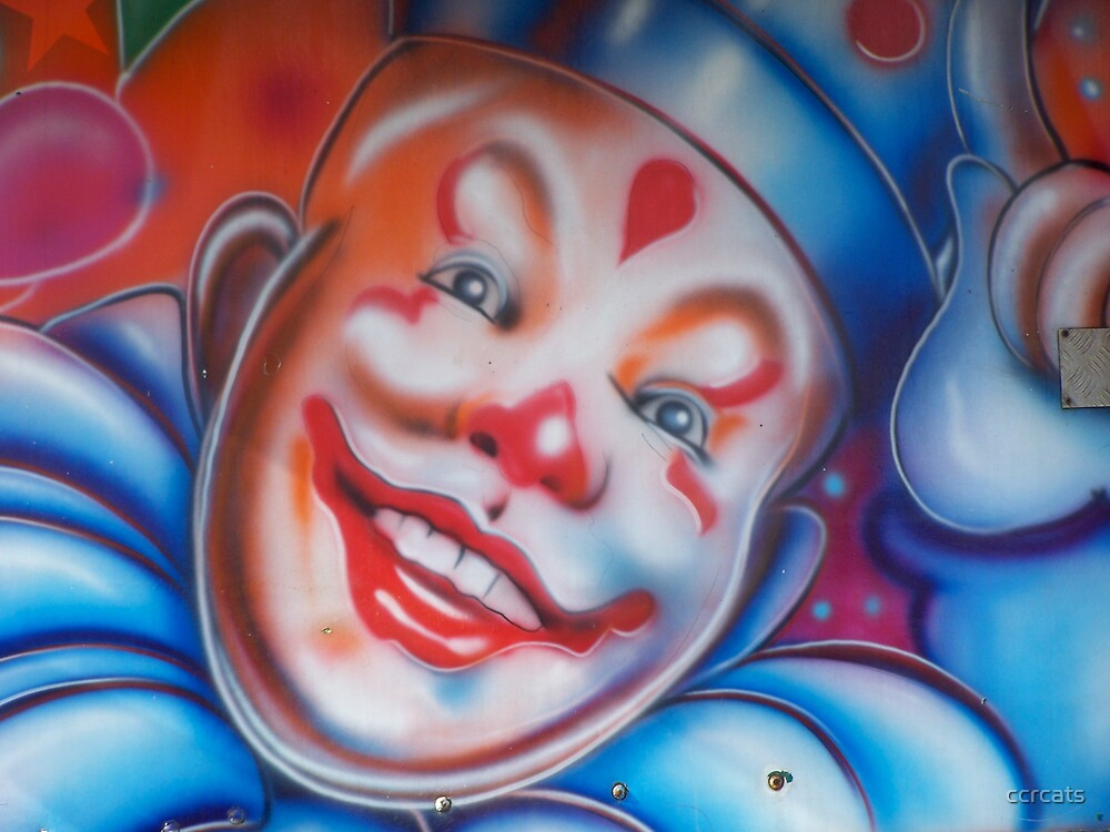 Clown. by ccrcats