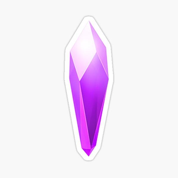 Power Crystal Sticker