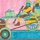 Off to School by David Kilpatrick