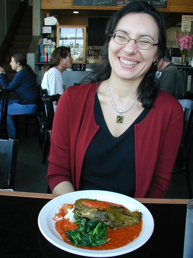 lunch by hugh bridgeford