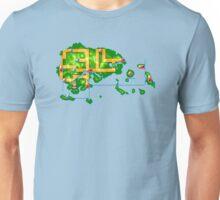Hoenn map Unisex T-Shirt