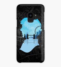 Sherlock's London Case/Skin for Samsung Galaxy