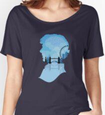 Sherlock's London Women's Relaxed Fit T-Shirt