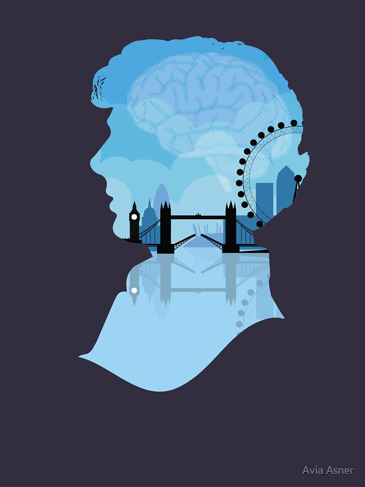 Sherlock's London | Unisex T-Shirt