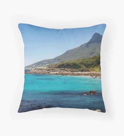 The Fairest Cape #2 Throw Pillow