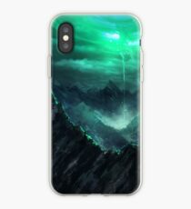 The breach iPhone Case