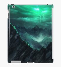 The breach iPad Case/Skin