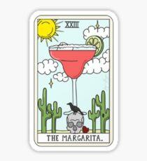 the margarita  Sticker