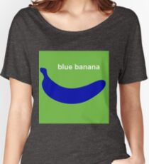 blue banana Women's Relaxed Fit T-Shirt