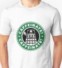 Dalek Star Wrs Coffee T-Shirt