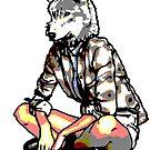 wolf like me by HiddenStash
