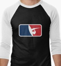 Windsurf Men's Baseball ¾ T-Shirt