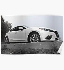 2015 Mazda3 Poster
