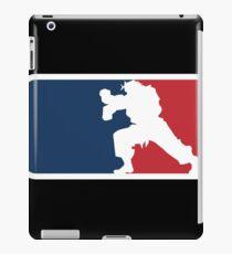 Street fighter iPad Case/Skin