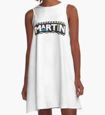 martin A-Line Dress