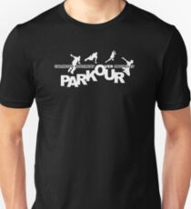 Unlimited movement ver obstacles Parkour T-Shirt