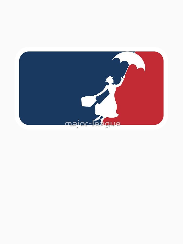 Mary Poppins von major-league