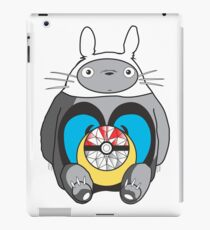Totoro mashup iPad Case/Skin