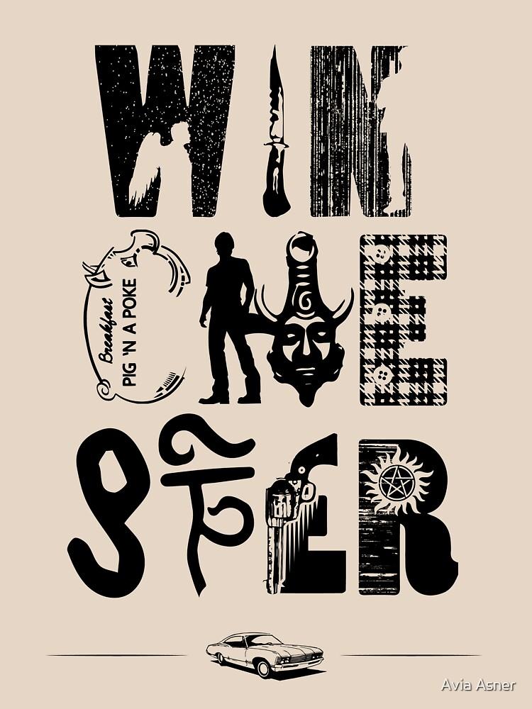 WINCHESTER | Women's T-Shirt