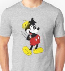 XXXTENTACION MICKY DAGGER MOUSE Unisex T-Shirt
