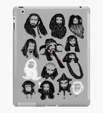 In the Company of Dwarves iPad Case/Skin