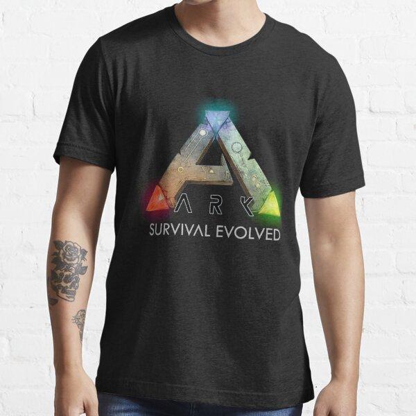 la supervivencia del arca evolucionó Camiseta esencial