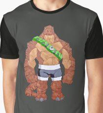 Here Comes Humongousaur! Graphic T-Shirt