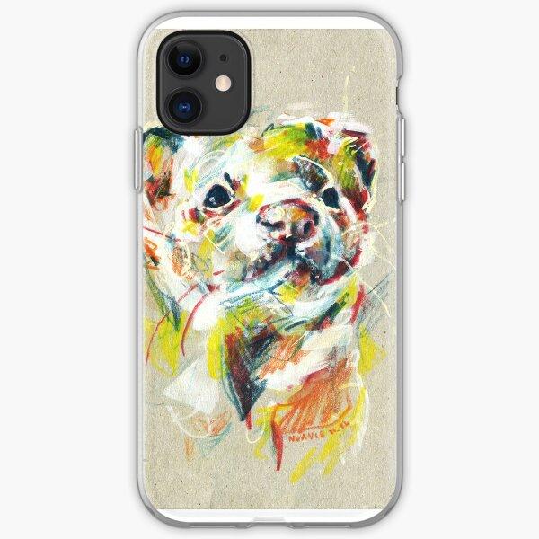 Ferret I iPhone Soft Case