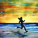 The Runner by WhiteDove Studio kj gordon