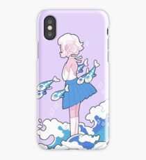 WISHIWASHI pinekid iPhone Case/Skin